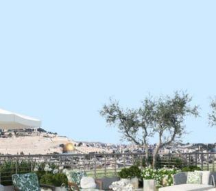 """כלכלה ונדל""""ן, נדל""""ן זה אפשרי: לגור בירושלים ולארח אורחים ומשפחה"""
