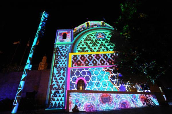 אור וירושלים: החל פסטיבל האור בי-ם- הכניסה חופשית