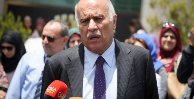 """פיפ""""א: הליך משמעתי נגד יו""""ר ההתאחדות הפלסטינית"""