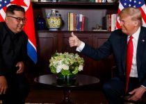 קורע: כך הרשת חגגה את המפגש בין טראמפ לקים