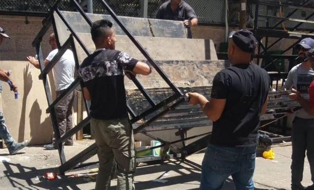 עיריית ירושלים פירקה לברלנד את בית הכנסת