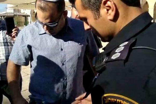 מחשש לטבעת: המשטרה עיכבה זוג יהודים בהר הבית