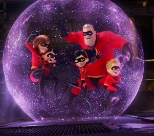 ביקורת סרטים, מבזקים, תרבות משפחת סופר-על 2 • הקריצה למבוגרים בלבד