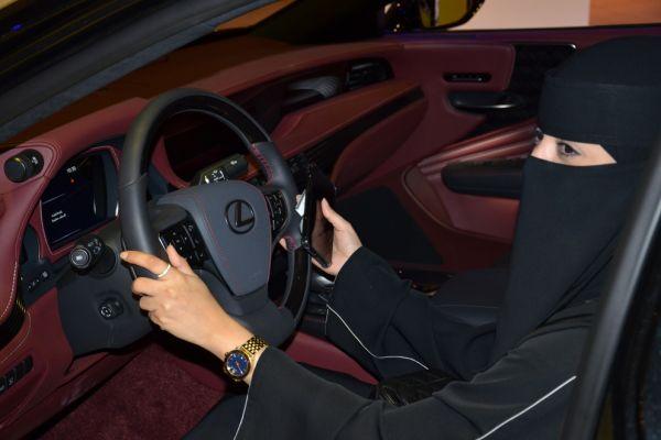 היסטוריה בסעודיה: הותר לנשים לנהוג במדינה