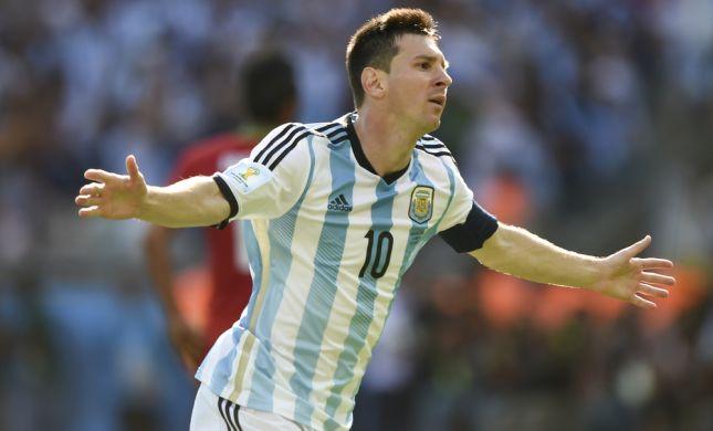 בתום דרמה: מסי וארגנטינה העפילו לשמינית הגמר. צפו