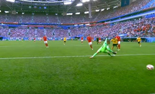 המקום השלישי: בלגיה מנצחת את אנגליה. צפו