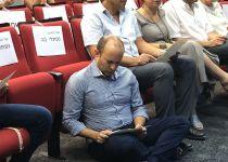 מתחברים לחורבן: חברי הכנסת מציינים את ט' באב