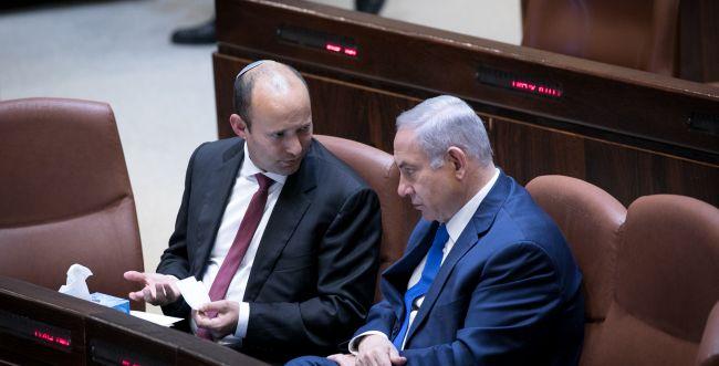 בתום פגישת נתניהו ובנט: ישראל הולכת לבחירות