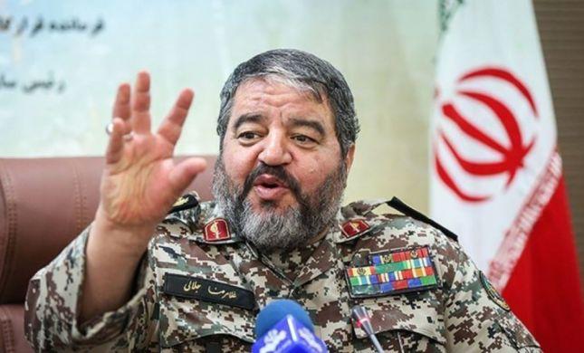 """מפקד משמרות המהפכה: """"אנחנו על סף מלחמה"""""""