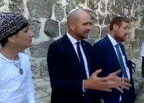 """מתי דגל ישראל יתנוסס בהר הבית? צפו בתשובת הח""""כ"""