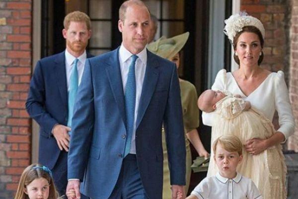 מפתיע: זו המתנה היקרה שקנה הנסיך הארי לאחיינו