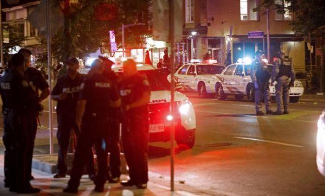 """""""אירוע מזעזע"""": הרוג ו-14 פצועים באירוע ירי בקנדה"""