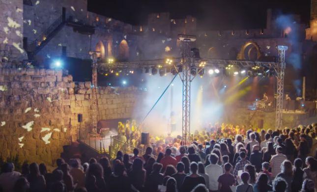 קולולם היסטורי: יהודים, ערבים ונוצרים שרים יחד