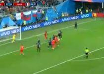 צפו: צרפת גברה על בלגיה והעפילה לגמר המונדיאל