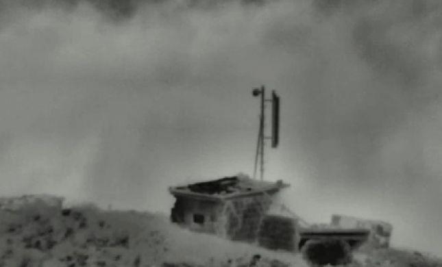 חיל האוויר תקף: צפו בהשמדת מבנים בסוריה