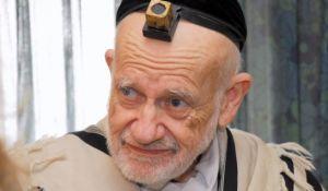 חדשות חרדים, מבזקים אבל כבד • בגיל 93: הרב שריה דבליצקי הלך לעולמו