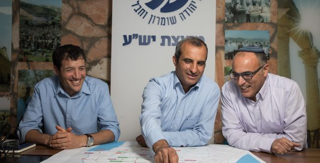 """יגאל דילמוני מונה לממלא מקום מנכ""""ל מועצת יש""""ע"""