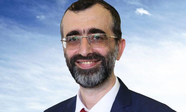 """איום על חולדאי: נציג ש""""ס יתמודד לראשות העיר ת""""א"""