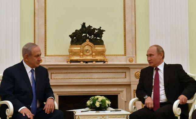 """נתניהו מתח ביקורת על פוטין: """"יגביר את הסכנות"""""""