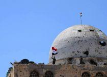 צעד חריג: דגל סוריה הונף סמוך לגבול עם ישראל