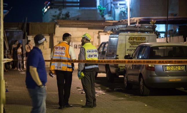 פיגוע דקירה באדם: נהרג הפצוע שנפצע אנוש