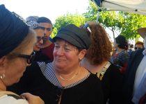 גלרייה: שנה לטבח משפחת סלומון בנווה צוף