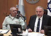 """הקלות? שר הביטחון מבהיר: """"אין הסכם עם חמאס"""""""
