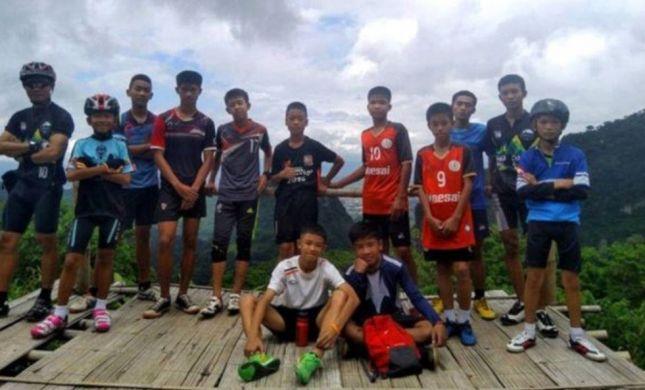 """הנערים מתאילנד שוחררו הביתה: """"נס שמצאו אותנו"""""""