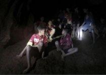 """הילדים אותרו במערה: """"ייקח חודשים לחלץ אותם"""""""