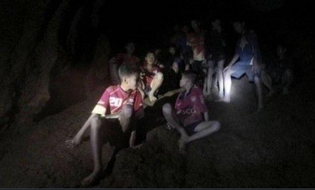 רגע האמת: החל מבצע חילוץ הנערים בתאילנד