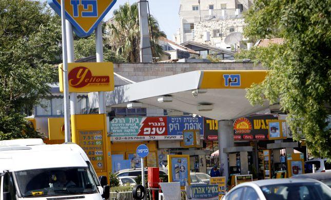 בגלל הנפט: שוב עלייה נוספת במחיר הדלק