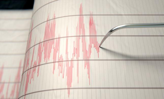 במהלך השבת: רעידת אדמה הורגשה באזור הצפון