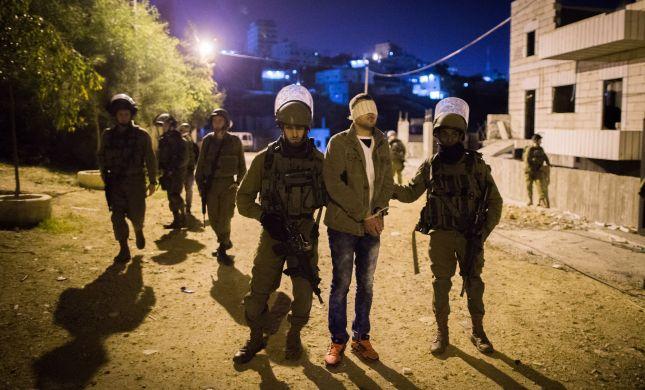 """לוחמת מג""""ב נפצעה בהפרות סדר במחנה פליטים"""