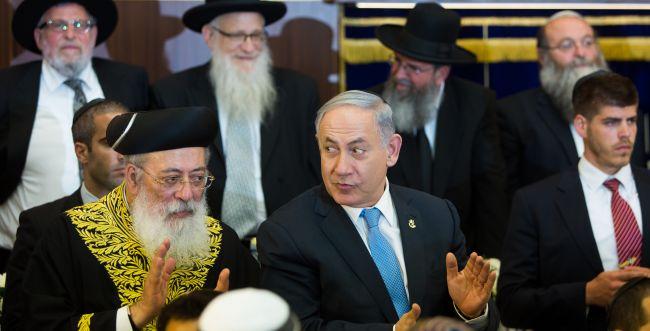 הרב עמאר לנתניהו: 'זה מה שיציל אותך מכל אויביך'