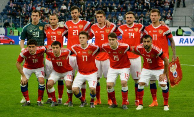 אחרי מסע מופלא: נבחרת רוסיה הודחה מהמונדיאל