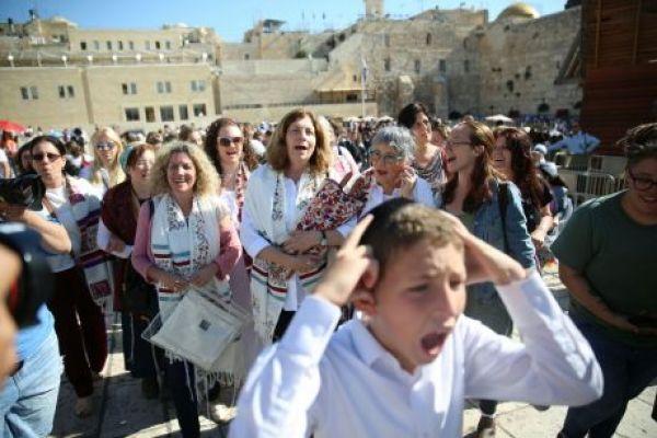 לא לכנותן רפורמיות: הלכות המאבק נגד 'נשות הכותל'