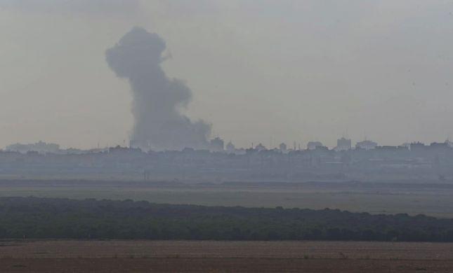 כ- 170 רקטות נורו לעבר ישראל; פצועים בשדרות