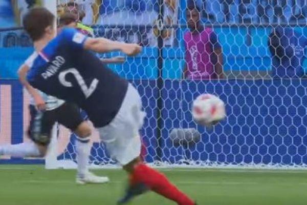 בפעם השניה: צרפת זכתה באליפות העולם בכדורגל