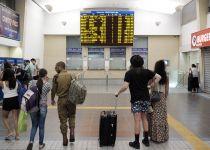 חייל פלט כדור בתחנת רכבת בתל אביב