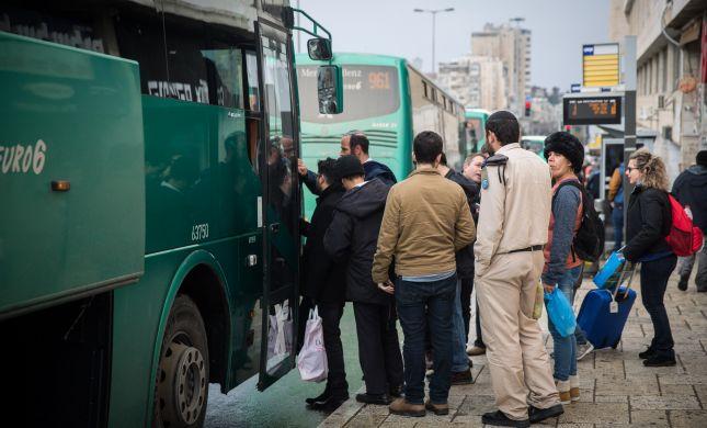 חדש: קו ישיר משער בנימין לחניון שפירים בתל אביב