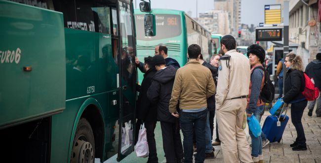 שלכם בפנים? אלו קווי האוטובוס הגרועים בישראל