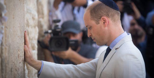 לאחר הביקור בארץ: הנסיך וויליאם בהחלטה מפתיעה
