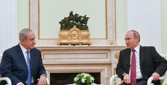 פוטין הבטיח לנתניהו: איראן תורחק מהגבול עם ישראל