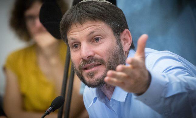 """סמוטריץ' נגד השביתה: """"פרועה ובלתי חוקית"""""""