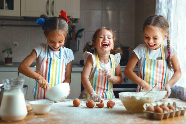 חופש טעים: 5 מתכונים שתשמחו להכין עם הילדים
