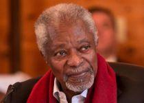 """מזכ""""ל האום לשעבר קופי אנאן מת בגיל 80"""