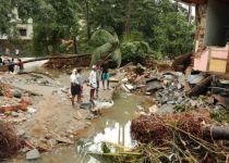 הודו: מעל 300 הרוגים בשיטפונות בדרום המדינה