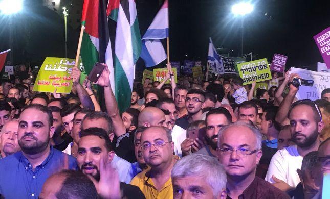 """בלי בושה: ח""""כים ערבים מקדמים גינוי לישראל באו""""ם"""