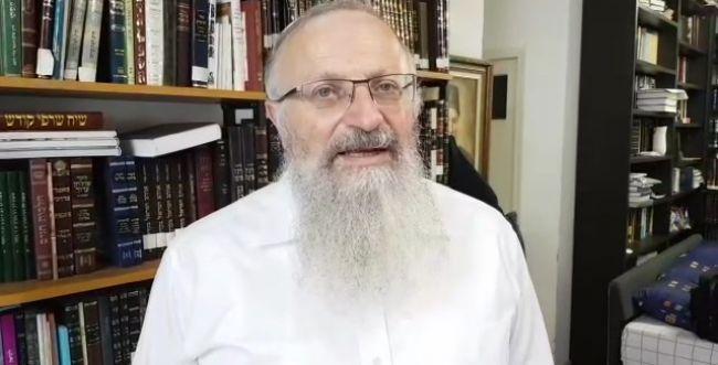 הרב שמואל אליהו במסר מיוחד להורים