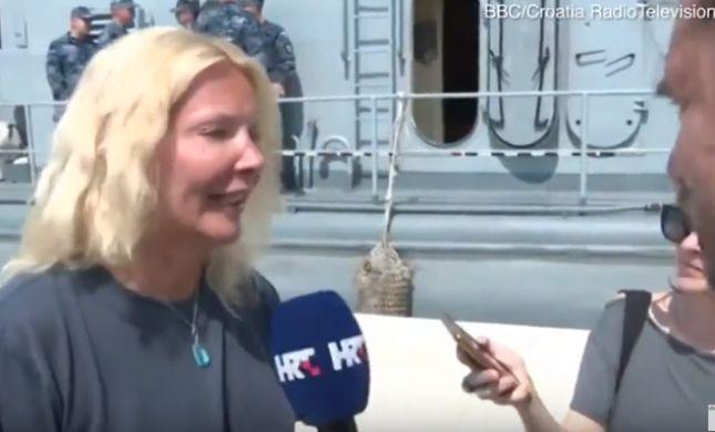 המקרה ששיגע את הרשת: שרדה 10 שעות בלב ים